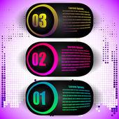 Iconos de negocios - colección de infografías — Stockvektor