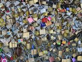 Pont des Arts - Paris — Stock Photo