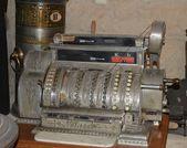 Retro cash desk — Stockfoto