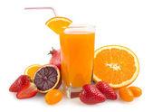 Exotic juice — Stock Photo