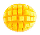 Mango segment — Stockfoto