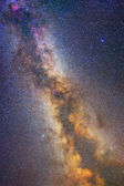 Milky Way galaxy — Foto Stock