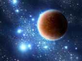Extrasolar planet — Stock Photo