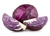 Red cabbage — Zdjęcie stockowe