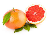 Ripe grapefruits — Stock Photo