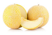 Cantaloupe melons — Stock Photo