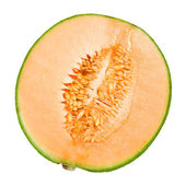 Cantaloupe melon — Stock Photo