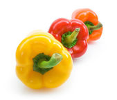 Colorful paprika — Stock Photo