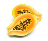 Ripe papaya — Stock Photo