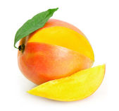 Ripe Mango — Stock Photo