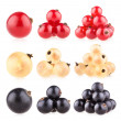 Collection of 9 currants images — Stock Photo #50491805