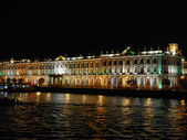 Winter Palace in St Petersburg Russia — Stock Photo
