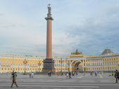 Saint Petersburg in Russia — Stock Photo