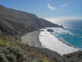 Big Sur beach California — Foto de Stock