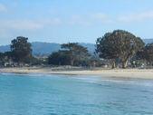 Big Sur beach California — Stock Photo