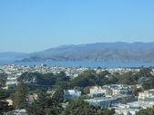 View of San Francisco USA — Foto de Stock