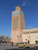 Moschea di El mansour — Foto Stock