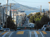 View of the city of San Francisco — Stock Photo