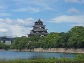 Hiroshima gokoku sanktuarium — Zdjęcie stockowe