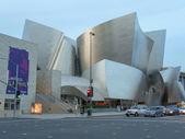 Walt Disney concert hall — Zdjęcie stockowe