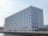 Maersk Headquarters — Stock Photo