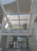 Getty Center in LA — Stock Photo