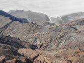 Zabriskie point en valle de la muerte — Foto de Stock