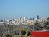 View of San Francisco USA — Stock Photo