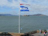 Alcatraz Island — Stock fotografie