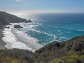 Big Sur beach California — Stockfoto