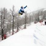 ������, ������: Mogul jump