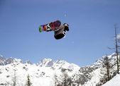 Snowboard — Photo