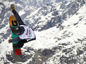 Slopestyle — Stock fotografie