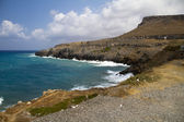 Coast of crete — Foto Stock