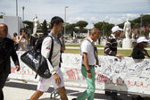 Novak Djokovic — Stock fotografie