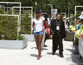 Serena Williams — Stock fotografie