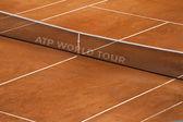 International Rome Tennis — Stock Photo