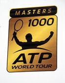 Tennis logo — Stock Photo