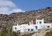 Griekenland huis — Stockfoto