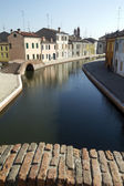 Comacchio — Stock Photo