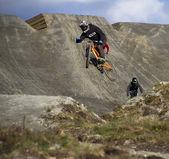 Bikers — Stockfoto
