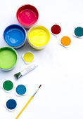 Watercolors  — Stock Photo