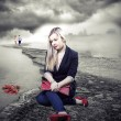 Lost love — Stock Photo #50252057
