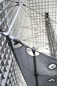 Grande Arche, La Defense, Paris, France — Stock Photo