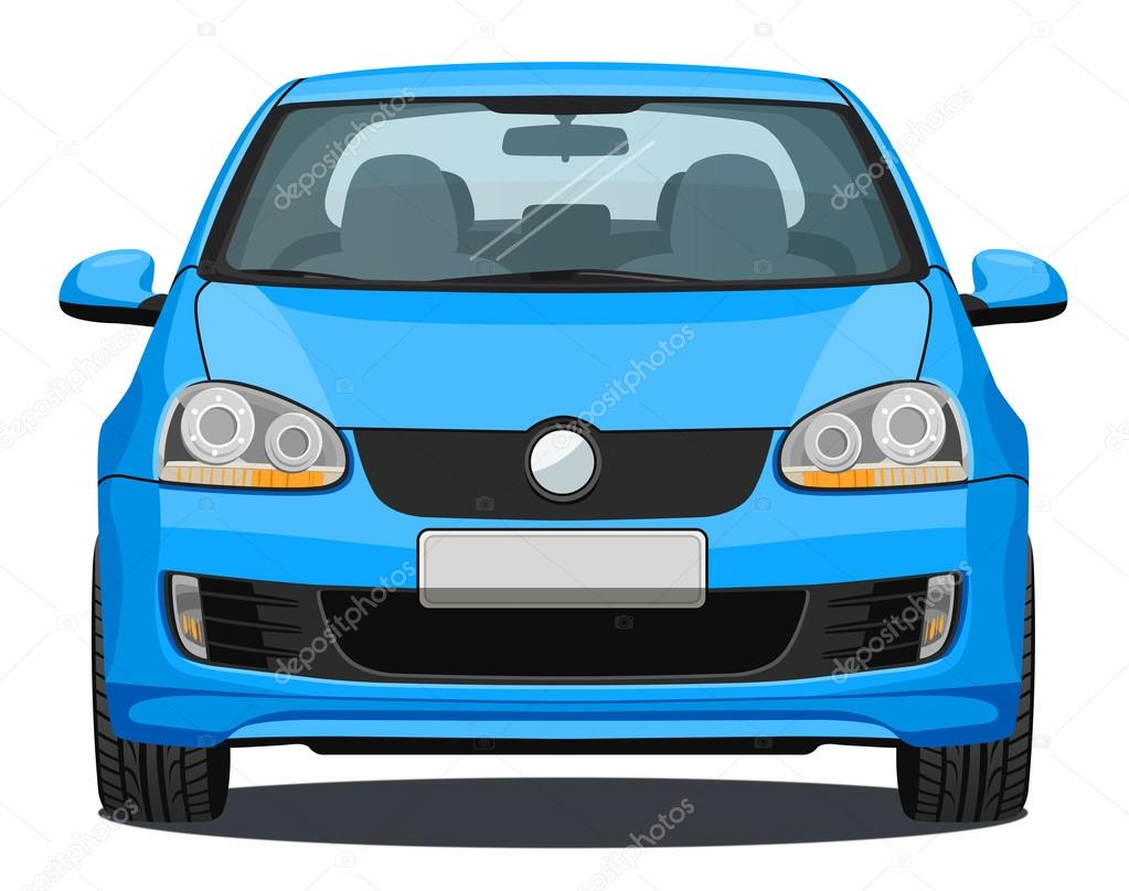 Car Front View Blue Stock Editorial Photo 169 Denleo 49016807