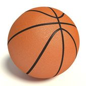 Ilustração de basquete — Foto Stock