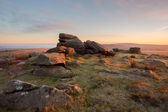 Sunrise Rowtor — Stock Photo
