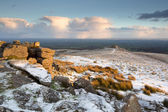 Belstone Tor — Stock Photo