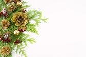 świąteczne dekoracje — Zdjęcie stockowe