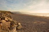 Widemouth bay — Stock Photo
